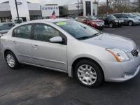 CLEAN AUTO CHECK HISTORY and ONE OWNER. Sentra 2.0 S,
