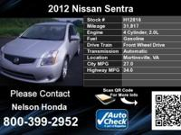 Call Nelson Honda at  There is a Carfax vehicle history