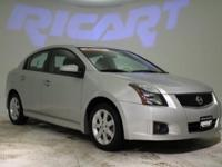 2012 Nissan Sentra 2.0 SR and Motor Trend Certified.