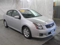 Look into this gently-used 2012 Nissan Sentra we just