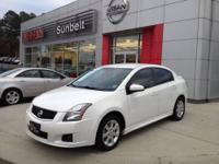 This 2012 Nissan Sentra 4dr Sdn I4 CVT 2.0 S is offered