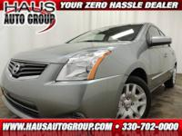2012 Nissan Sentra Sedan Sedan Our Location is: Haus
