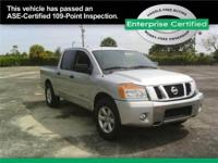 Nissan Titan This Titan is a great full-size pickup for