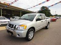 2012 Nissan Titan Crew Cab Pickup S Our Location is: