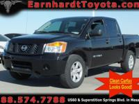 We are excited to offer you this 2012 Nissan Titan 2WD