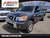 Check out this gently-used 2012 Nissan Titan we