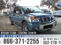 2012 Nissan Titan SL. *** Still under Warranty ***.