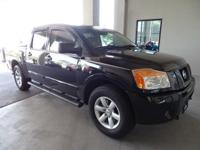 Look at this 2012 Nissan Titan SV. Its Automatic