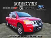 New Arrival! This 2012 Nissan Titan SV Includes