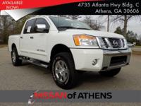 Come see this 2012 Nissan Titan SV. Its Automatic