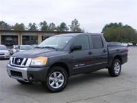2012 Nissan Titan SV Barrels of fun! This wonderful