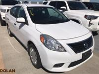Introducing the 2012 Nissan Versa! Very clean and very
