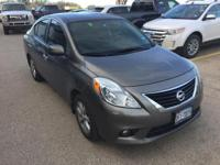 Options:  2012 Nissan Versa 1.6 Sl|2 Years Maintenance