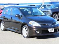 New Price! CARFAX One-Owner. Super Black 2012 Nissan