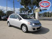 2012 Nissan Versa 1.8S hatchback ** Easy ,LOW down and