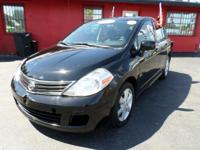 Options:  2012 Nissan Versa Come See Our Wide Selection