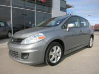 Options:  2012 Nissan Versa Sl 1.8 ***Model