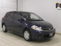 This 2012 Nissan Versa S is proudly offered by FOX Auto