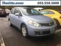 WOW!!! Check out this. 2012 Nissan Versa 1.8 S Arctic