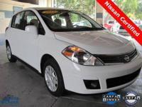 2012 Versa 1.8S Hatchback ** Certified Protection **