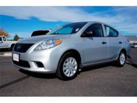 2012 Nissan Versa 4dr Car S Our Location is: Montrose