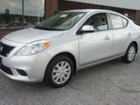 2012 Nissan Versa 4dr Car SV Our Location is: Len