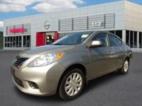 2012 NISSAN VERSA 4dr Car SV Our Location is: Nissan