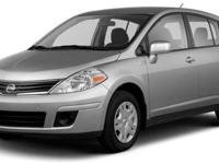 2012 Nissan Versa For Sale.Features:Front Wheel Drive,