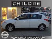 This 2012 Nissan Versa 1.8 S Hatchback resembles