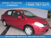 2012 NISSAN VERSA HATCHBACK 4 DOOR Our Location is: