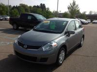Hello, here is a brand new 2012 Nissan Versa S for