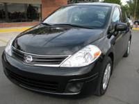 2012 Nissan Versa S Hatchback with 47 K miles!! Clean