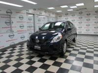 Familiarize yourself with the 2012 Nissan Versa!