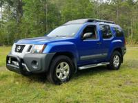 Take command of the road in the 2012 Nissan Xterra! A
