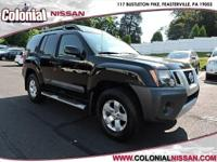 Familiarize yourself with the 2012 Nissan Xterra! Very