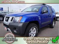 2012 Nissan Xterra Sport Utility S Our Location is: