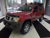 ONLY 33,538 Miles! Pro-4X trim. Rear Air, CD Player,