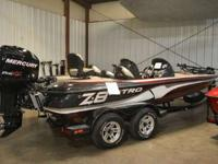 2012 Nitro Z-8 Get. It. Done. When you want to fish