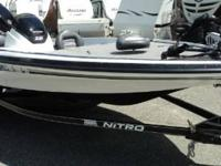 Used 2012 Nitro Z6 Boat - NITRO BASS BOAT, LOADED !!