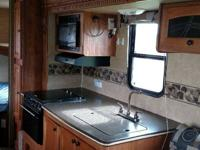 THIS CAMPER HAS SO MUCH TO OFFER . INDOOR OUTDOOR