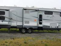 2012 Open Range 399BHS 5th wheel This trailer is 39'