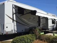 2012 Open Range Journeyer JT340FLR. This RV is is nicer