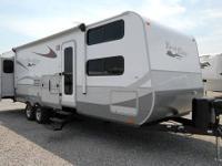 2012 Open Range Mesa Ridge MR287B Travel Trailer- Top