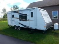 Clean 2012 Palomino Stampede 238 travel trailer. You