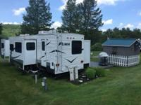 2012 Palomino Puma 39-PTD For Sale in Prattsburgh, New