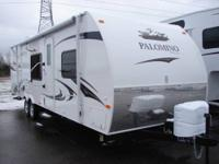YEAR: 2012 MAKE: Palomino MODEL: T268 WEIGHT: 4,612