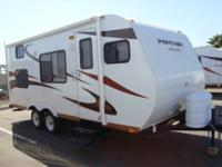 2012 Panther 18XL Lite Weight Travel Trailer.