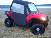 Purchased Polaris RZR 570 Side by Side Brand New on
