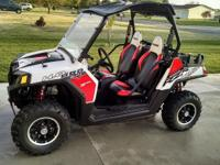 2012 Polaris 800 RZR Walker Evans Edition RARE LIMITED