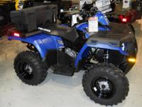 The 2012 Polaris RANGER 400 is an incredible mid-size